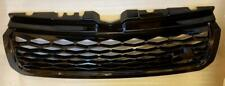 Range Rover Evoque 2010 - 2015 SVR Style Gloss Black Front Diamond Look Grille