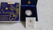 Vatikaan  2002   5 euro PROOF in box 1ste zilverstuk !!! Zeldzaam - Extreme rare