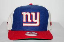 Official New Era 9FIFTY NY GIANTS TRIPLE MELT STRAPBACK HAT