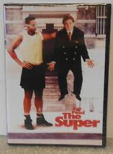 The Super (DVD, 2018) RARE 1991 JOE PESCI COMEDY BRAND NEW