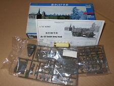 軍事模型-裝甲車World War 2 Soviet Army Truck ZIL-157 10 wheels 1:72