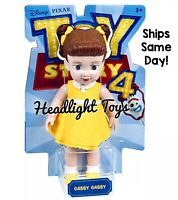 1 Disney Pixar Toy Story 4 GABBY GABBY Doll Action Figure Collectible Posable Bo