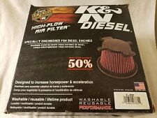 E-0787 K&N Replacement Air Filter 10-12 Dodge Ram 2500 3500 6.7L Cummins Diesel