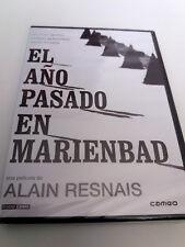 """DVD """"EL AÑO PASADO EN MARIENBAD"""" PRECINTADO SEALED ALAIN RESNAIS DELPHINE SEYRIG"""