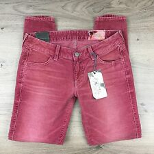 Siwy Hannah Slim Crop You'll Be Mine Women's Jeans NWT Size 26 RRP $269 (PP17)