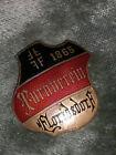 Email Messing-Abzeichen-TURNVEREIN FLORIDSDORF 1865-WIEN