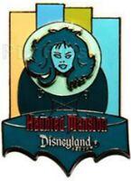 Disney Pin 55905 DLR The Haunted Mansion Madame Leota Disneyland Crystal Orb