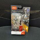 Mega Construx Heroes Series 4 Terminator T-800 GCL95 figure toy