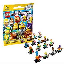 NEW Lego Minifigures The Simpsons Series 2 Foil Pack Mini Figure Set Blind Bag
