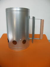 Grillstarter Grillanzünder Kohlestarter Kohleanzünder Anzündhilfe XL