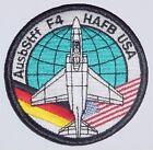 Luftwaffe Patch ausbstff F4 hafb USA a4634k