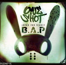 B.A.P Japan 2nd Single [ONE SHOT] TYPE B (CD only)