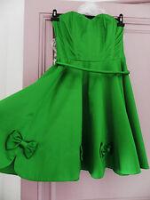 Superbe Robe Manoush état proche du Neuf taille 38 ton vert/ Dress Manoush ttbé