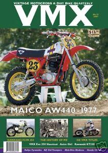 VMX Vintage Motocross & Dirt Bike Magazine - Issue #31