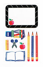 MRS GROSSMANS POSH SCHOOL STICKER SHEET BN & NLA