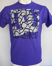 DC Shoes Window View Men's Purple's T-Shirt Size XLarge