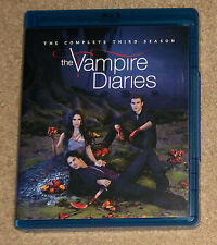 The Vampire Diaries The Complete Third Season Blu-ray + DVD + Digital