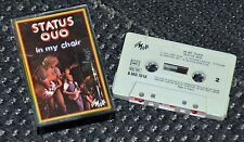 Cassette Audio Status Quo - in my chair - K7
