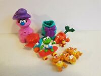 Muppet's and Jim Henson Fast Food and McDonald's Toy Lot Vintage