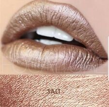 Focallure Shimmer /glitter Matte Lipstick #18 Salt Bronze color