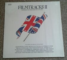 Filmtracks II The best of british music vinyl LP