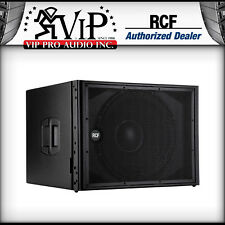 "RCF HDL 18-AS Active Flyable 18"" Subwoofer 2000W Live Sound / PA Powered Speaker"