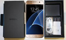 Samsung Galaxy S7 SM-G930 - 32GB Gold Platinum UNLOCKED (T-Mobile) Smartphone A-