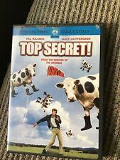 Top Secret (DVD), OOP VAL KILMER, 1984 FILM
