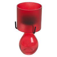 Frosted Glass Lamp Tea Light Holder Home Decor Tealight Candle Wedding Lantern