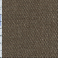 Taupe Brown Aura Chenille Home Decorating Fabric, Fabric By The Yard