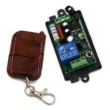 Ac 110V 1Channel Relay Wireless Rf Remote Control Switch Transceiver+Receive