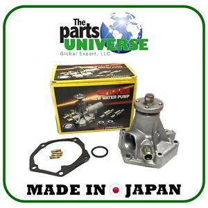 Engine Water Pump GMB 160-2055 fits 88-91 Subaru XT 2.7L-H6