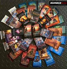 36x Magic the Gathering Booster Packs Iconic Double Masters Dominaria Revolt M19