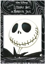 "DVD ""L'Etrange Noël de Mr. Jack""  Tim Burton  NEUF SOUS BLISTER"