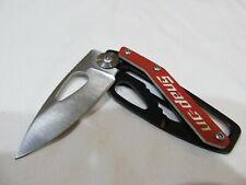 Snap-on Folding Knife
