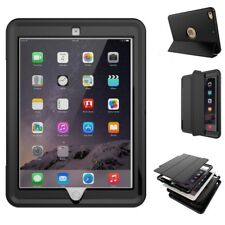 Hybrid Outdoor Protective Case Cover Black for Apple iPad Pro 9.7 Case New