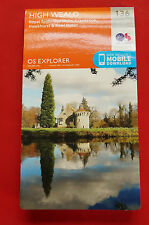 Ordnance Survey Explorer 2015 Map 136 High Weald, with free downloadable map