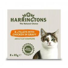 Harringtons Adult Complete Fillets Wet Cat Food   Cats