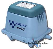 HIBLOW HP-40 SEPTIC AIR PUMP AERATOR NEW FREE SHIPPING