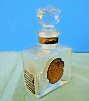 Vintage Antique Palmer Perfume Bottle