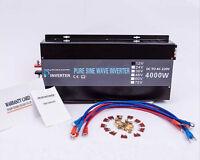 Pure Sine Wave Power Inverter 60V to 240V 4000W Off Grid Off Grid Solar System