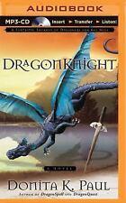 DragonKeeper Chronicles: DragonKnight 3 by Donita K. Paul (2015, MP3 CD,...
