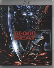 Blood Beat (Blu-ray/DVD, 2017, 2-Disc set, Vinegar Syndrome)