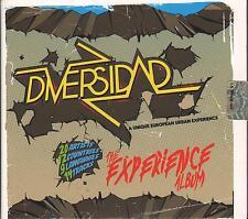 "DIVERSIDAD - RARO CD HIP HOP "" THE EXPERIENCE ALBUM """