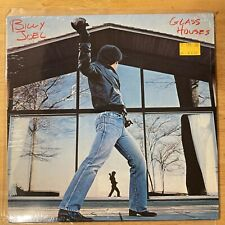 Lp Vinyl Record Billy Joel Glass Houses 1980 NM/NM Glossy Cover Receipt