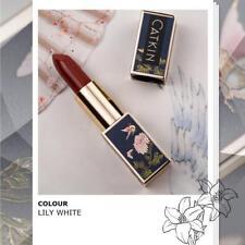 CATKIN Lipstick Waterproof Long Lasting Red Wine Lip Moisture Rouge INS CO135