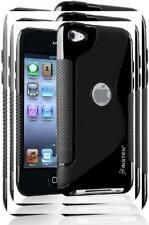 Mac Apple iPod Touch 4TH GEN 4G 4 MP3 Player Black TPU CASE Cover Protector