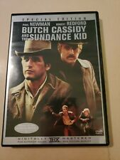 Butch Cassidy And The Sundance Kid Dvd Used Robert Redford