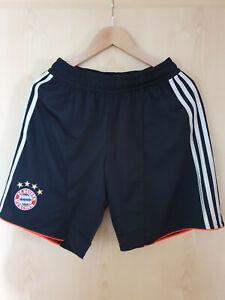 adidas FC Bayern MÜNCHEN Short Gr.M, schwarz