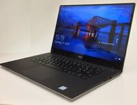 Ultrabook Dell XPS 15 9560 Touch i7-2,8GHz 16GB-RAM SSD UHD 3840x2160 SEHR GUT